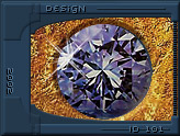 Web Diamond, zweite Version (Design)